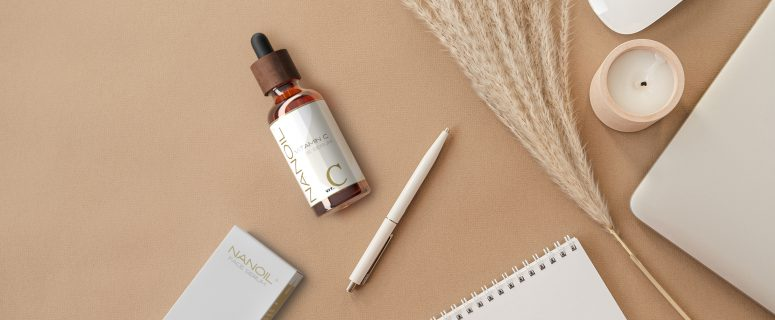 the best face serum with vitamin C from Nanoil